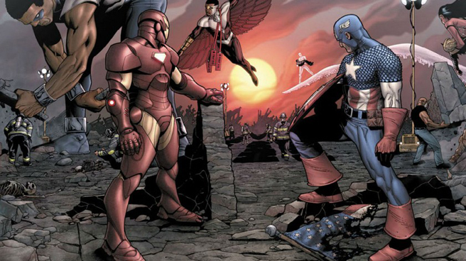 Captain-American-Civil-War-Comics