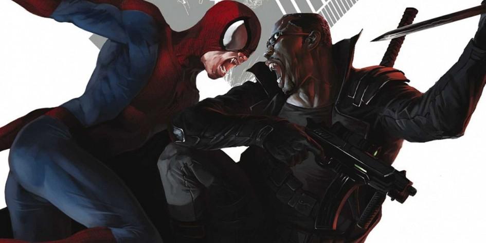 Blade-Vs-Spider-man-Marvel