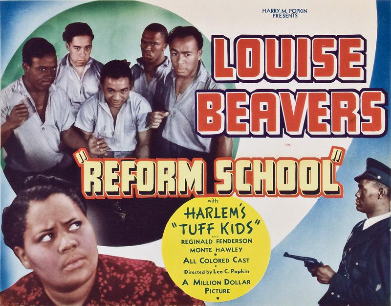 Reform School (1939)
