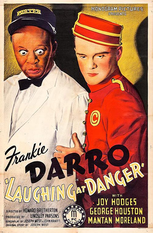 LaughingatDanger-1940-poster