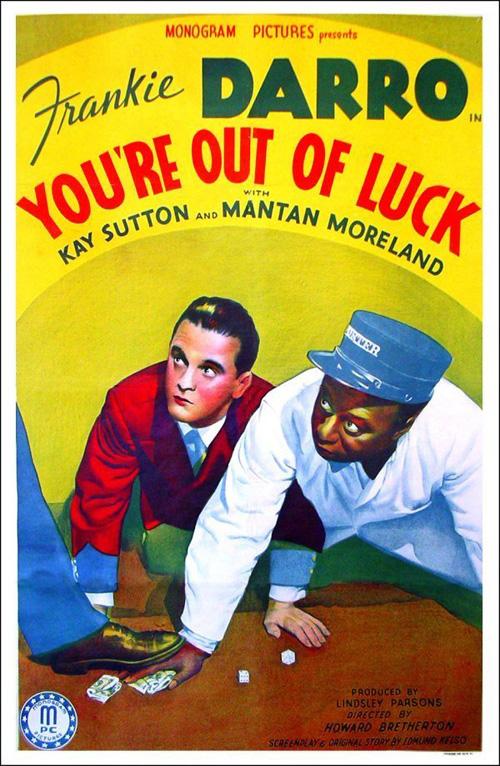 YoureOutofLuck-1941-poster