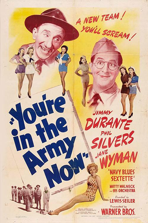 YoureintheArmyNow-1941-poster