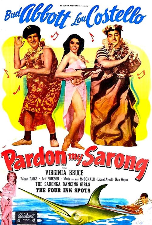 PardonMySarong-1942-poster
