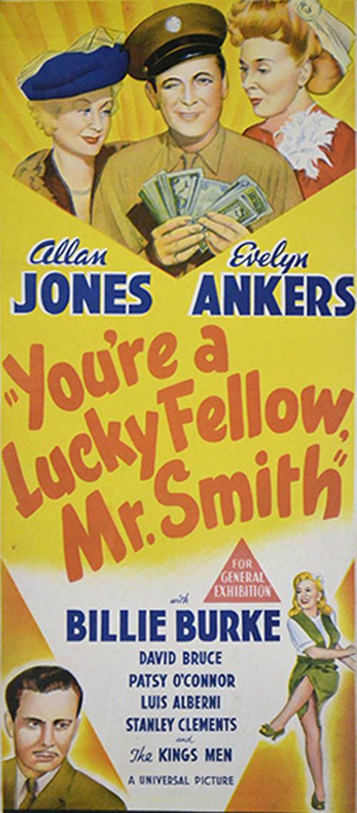 YoureaLuckyFellowMrSmith-1943-poster
