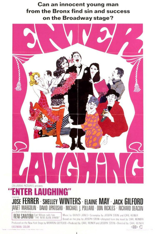 EnterLaughing-1967-poster