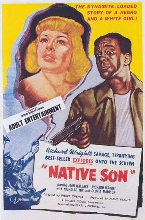 NativeSon-1951-poster
