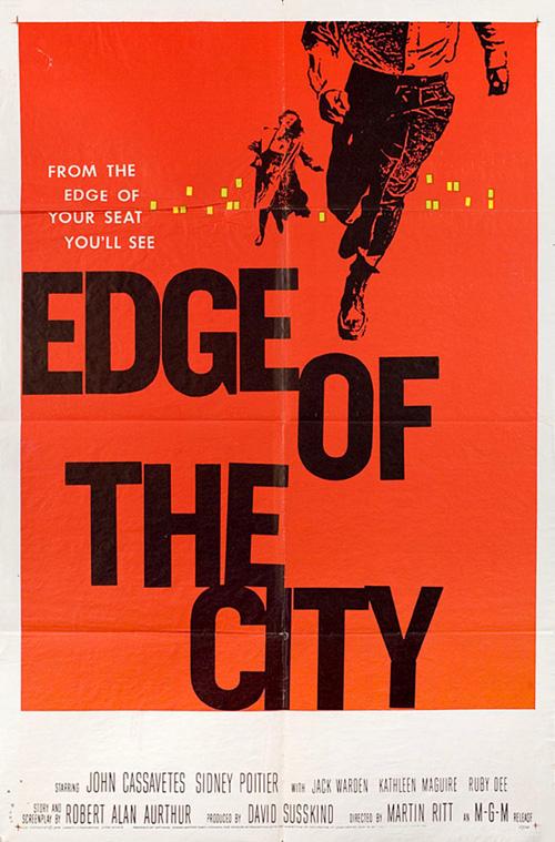 EdgeoftheCity-1957-poster
