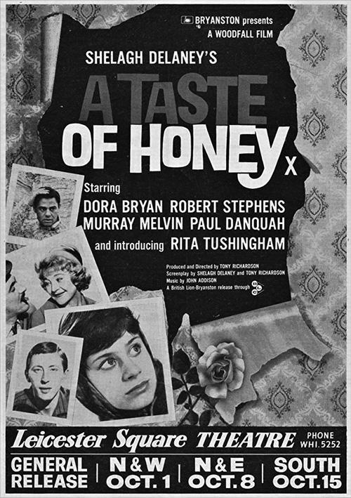 ATasteofHoney-1961-poster