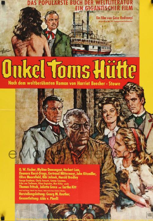 UncleTomsCabin-1965-poster