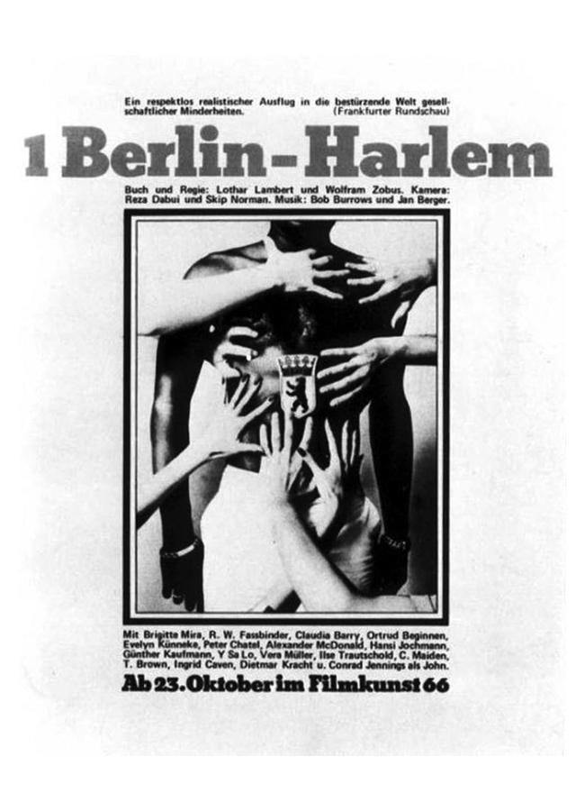 1BerlinHarlem-1974-poster