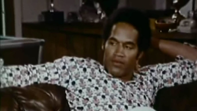 O.J. Simpson: Juice on the Loose (1974)