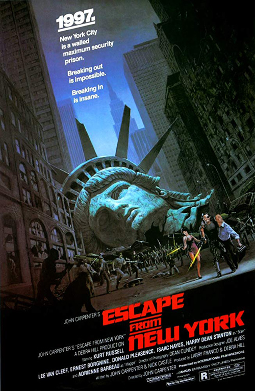 EscapefromNewYork-1981-poster