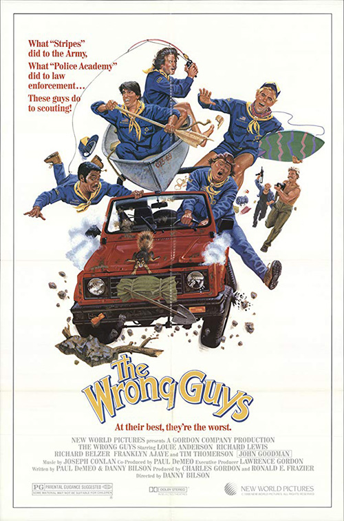 TheWrongGuys-1988-poster