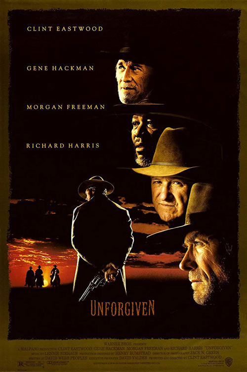 Unforgiven-1992-poster