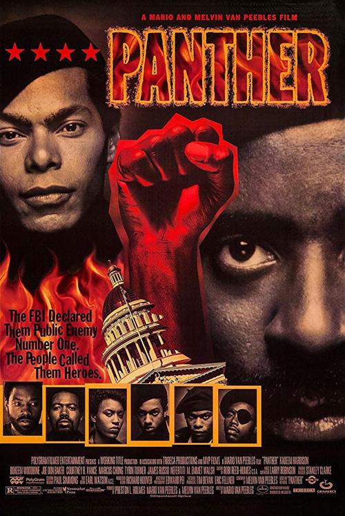 Panther-1995-poster