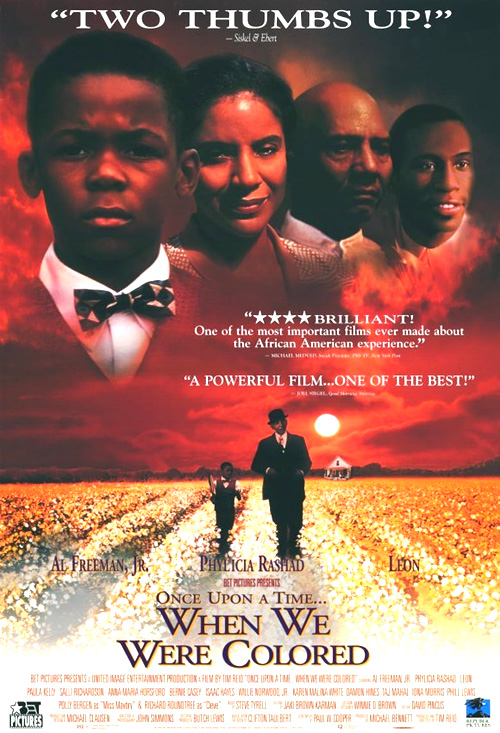 OnceUponaTimeWhenWeWereColored-1995-poster