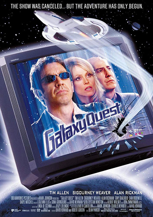 GalaxyQuest-1999-poster