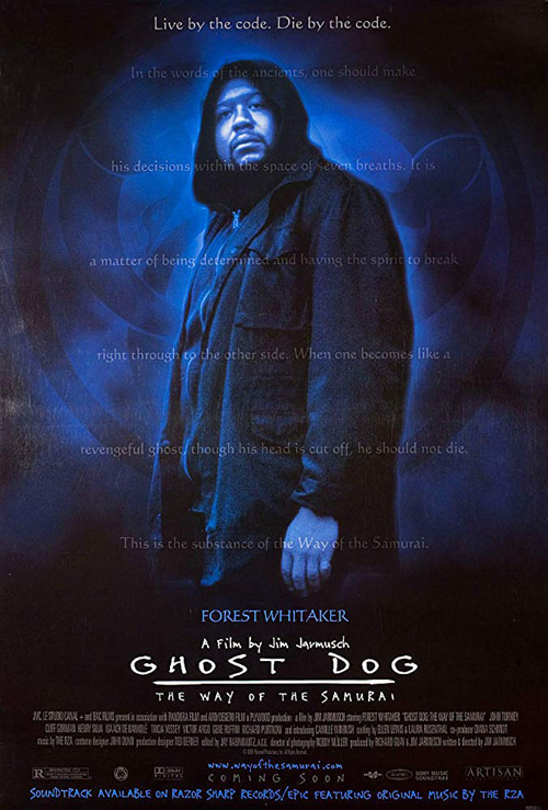 GhostDogTheWayoftheSamurai-1999-poster