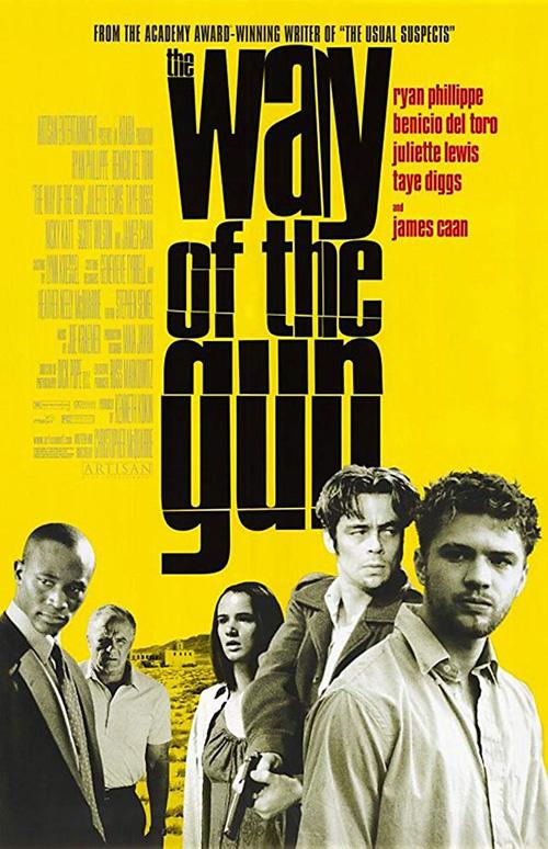 TheWayoftheGun-2000-poster