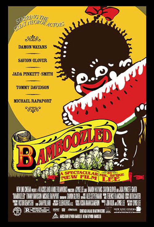 Bamboozled-2000-poster