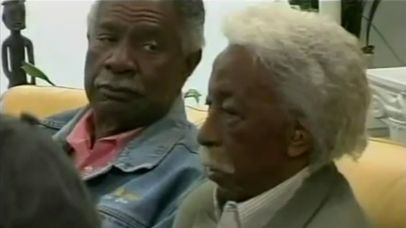 Unstoppable: Conversation with Melvin Van Peebles, Gordon Parks, and Ossie Davis (2005)
