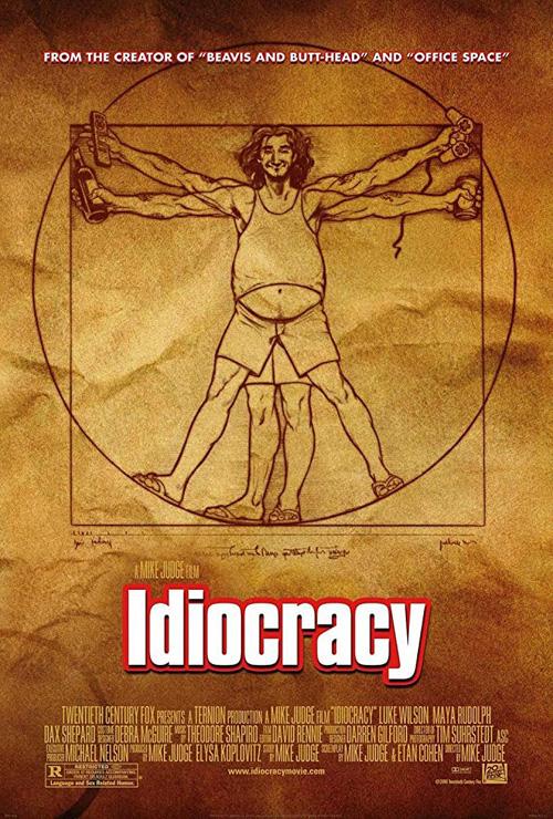 Idiocracy-2006-poster