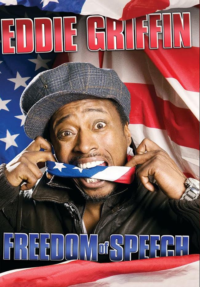 EddieGriffinFreedomofSpeech-2008-poster