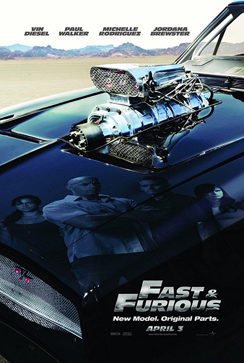 FastFurious-2009-poster