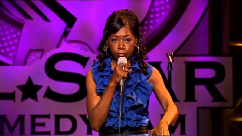 All Star Comedy Jam: Live from South Beach (2009)