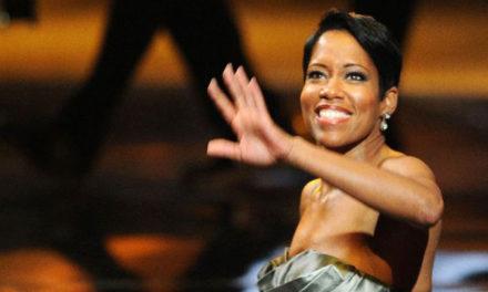Regina King Shines at the NAACP Image Awards