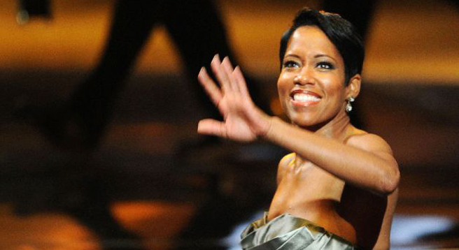Regina King Shines at the NAACP Image Awards