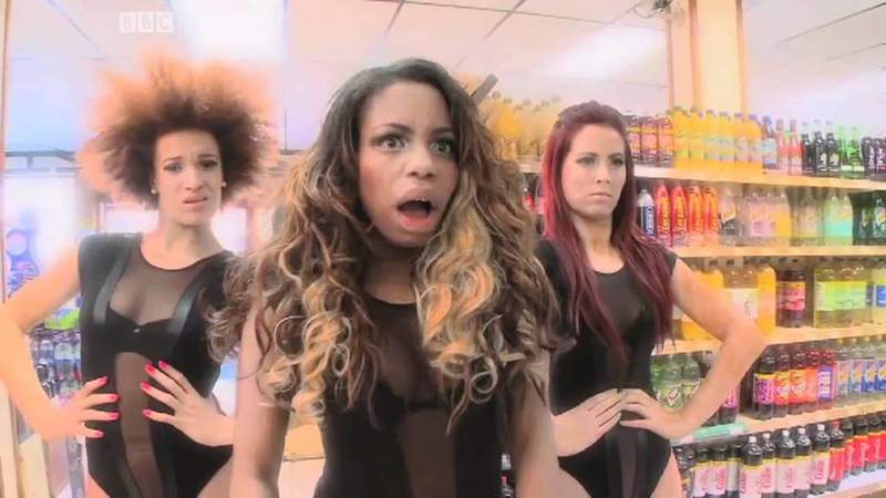 Beyonce Wants Groceries (2011)