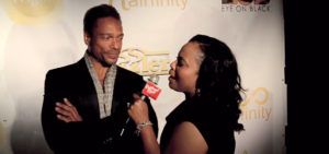 2012 Eye on Black: Salute to Directors - Gary Dourdan