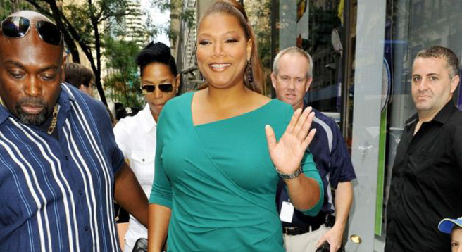 Queen Latifah Produces BET's Let the Church Say Amen