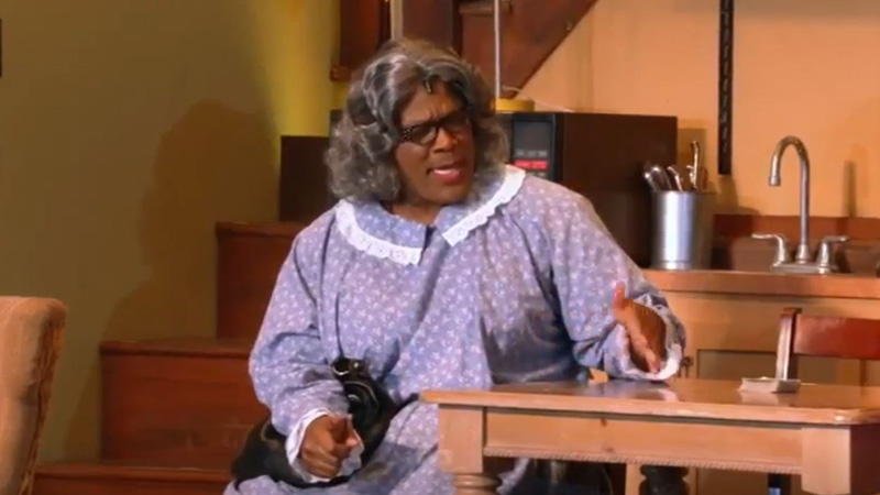 Madea Gets a Job (2013)