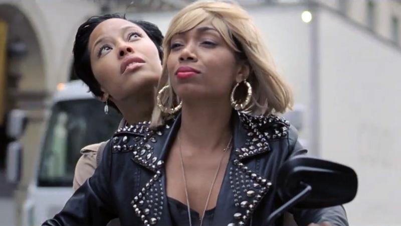 Black Girl in Paris (2013)