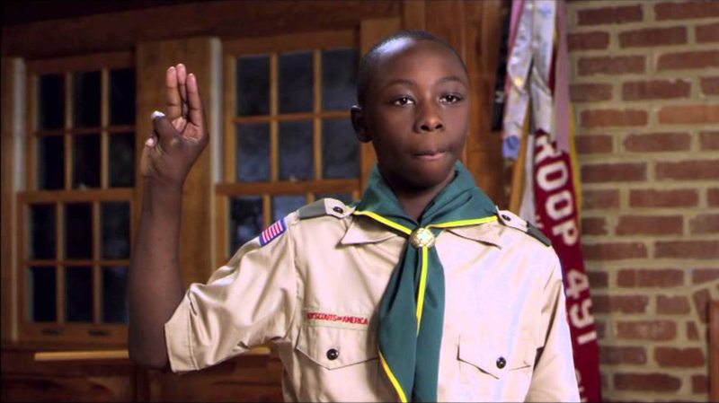 Troop 491: the Adventures of the Muddy Lions (2013)