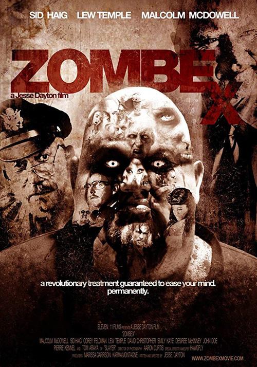 ZombeX-2013-poster