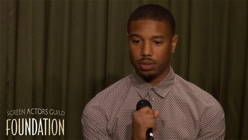 Conversations: Michael B. Jordan