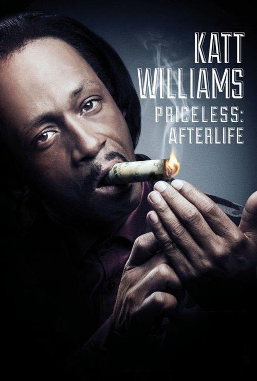 KattWilliamsPricelessAfterlife-2014-poster