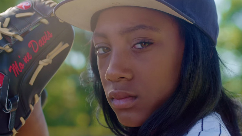 Mo'ne Davis: I Throw Like a Girl (2014)