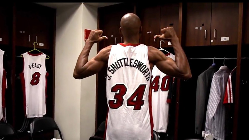 Spike Lee's Lil Joints: Ray Allen/AKA- Jesus Shuttlesworth (2015)