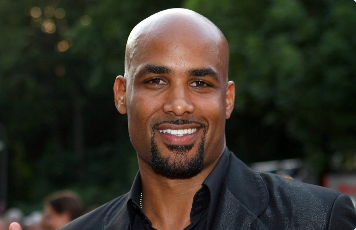 6. Boris Kodjoe has the looks, the body, the voice, the acting ability and international appeal to make a good Black Bond.