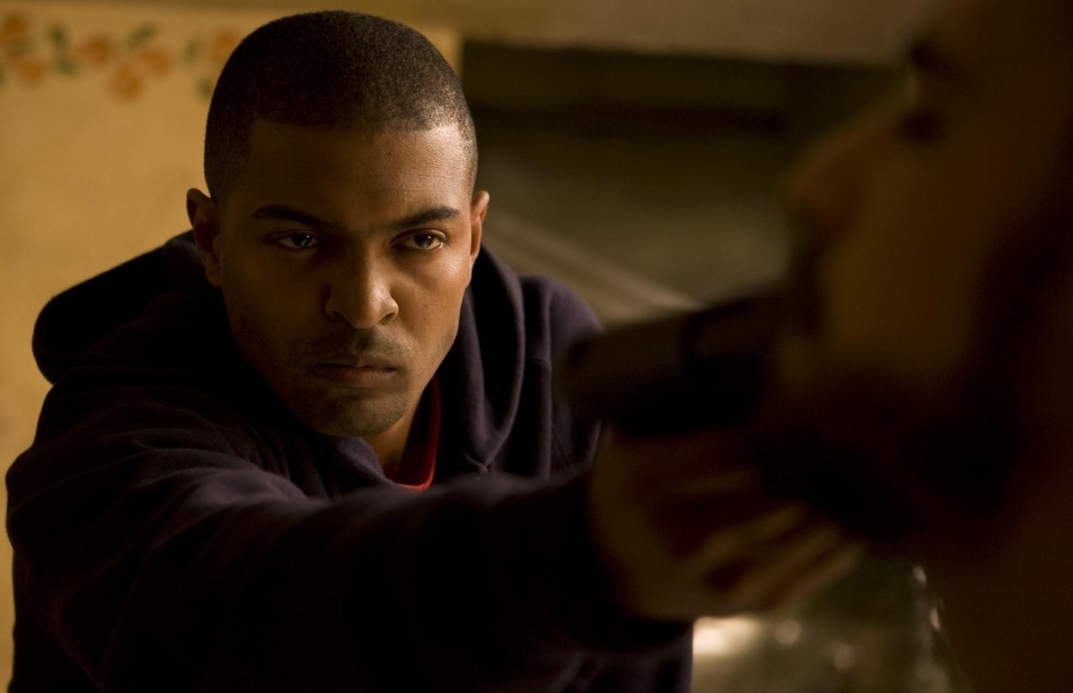 7. Noel Clarke cleans up real good. I've never heard him do a posh accent, but if he could manage that, he'd make a good Black Bond.