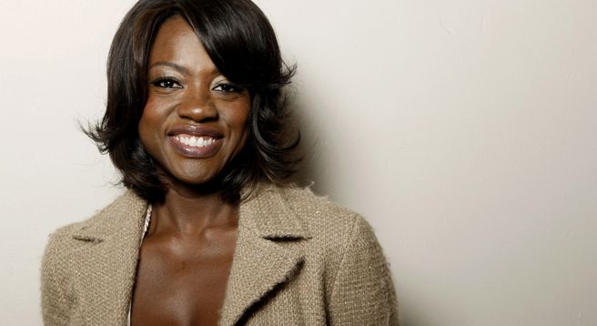 Viola Davis Only Has One Picture of Herself