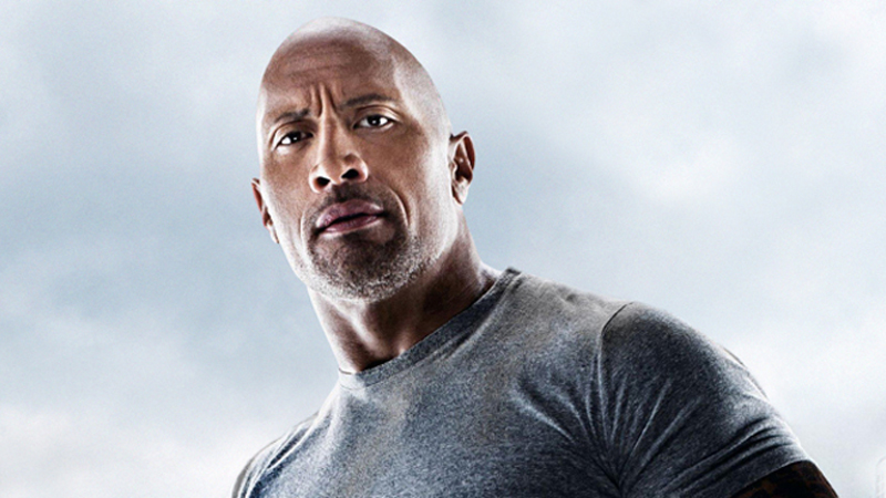 Dwayne Johnson Confirmed for Moana