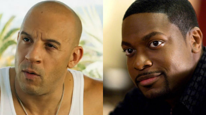 Vin Diesel, Chris Tucker Joining Ang Lee's 'Billy Lynn's Long Halftime Walk'