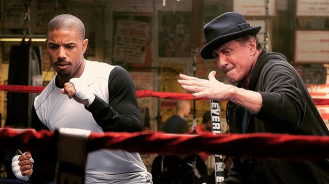 First Official Image from Creed