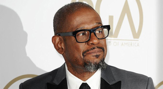 Forest Whitaker Eyes 'Story of Your Life'