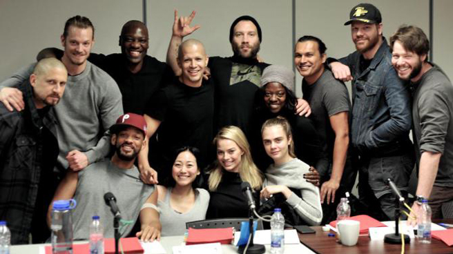 Suicide Squad: First Cast Photo Revealed